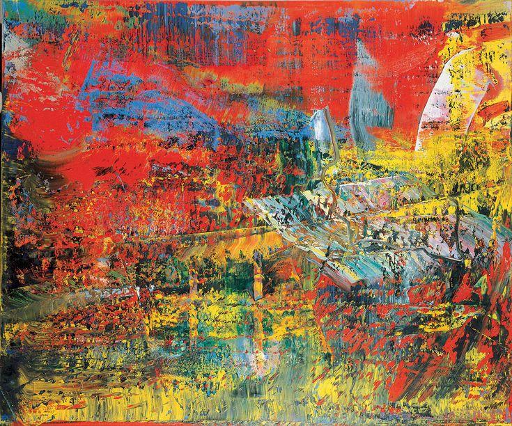 L'astrazione domina il mercato dell'arte contemporanea. Prezzi da record per l'artista tedesco