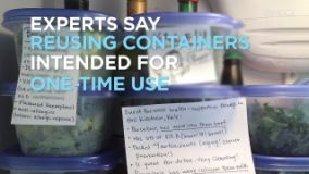 Is It Safe to Reuse Plastic Food Containers?