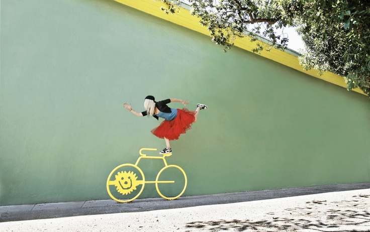 """Saatchi Online Artist: Kelly Nicolaisen; Color, 2011, Photography """"Show Off"""" #art: 2011 Photography, Artists Kelly, Bicycles Artworks, Online Artists, Colors 2011, Nicolaisen Photography, 2013 Colors, Elementary Schools, Art Artists"""