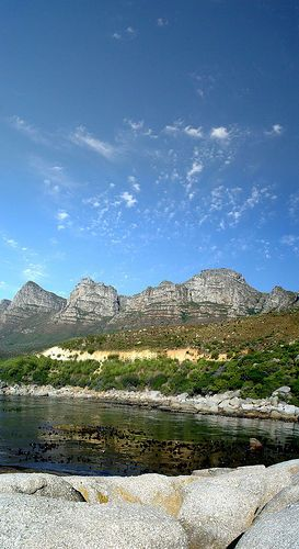 Oudekraal Beach, Table Mountain National Park, South Africa