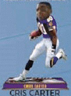 Cris Carter Minnesota Vikings Bobblehead