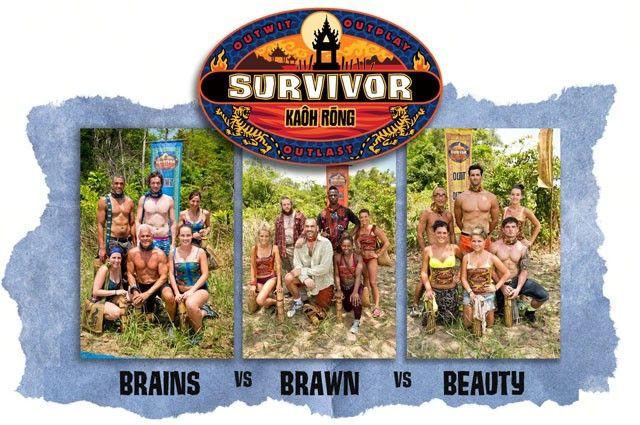 Survivor season 32 castaways have been announced. #survivor