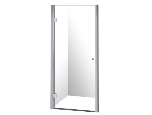 Les 25 meilleures id es de la cat gorie portes pivotantes - Porte de douche vitree ...