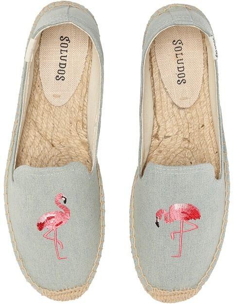 Flamingo Smoking Slippers