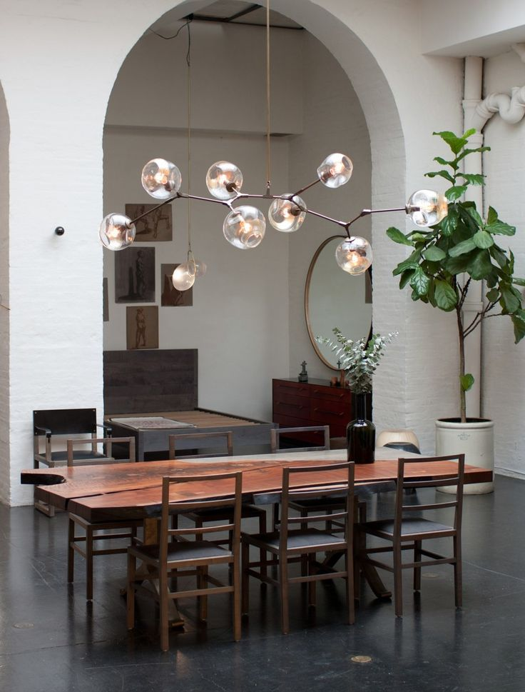 Eye For Design At BDWW. Bubble ChandelierGlobe ChandelierChandeliersFor LampsDining  Table ...