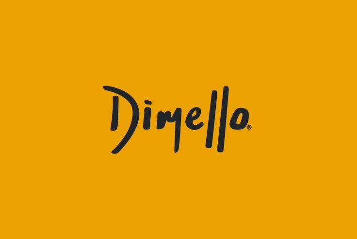 Dimello Coffee   Logo Design