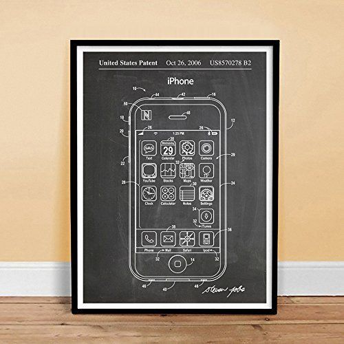 7 best buy iphone apple patent art posters steves for Best store to buy posters