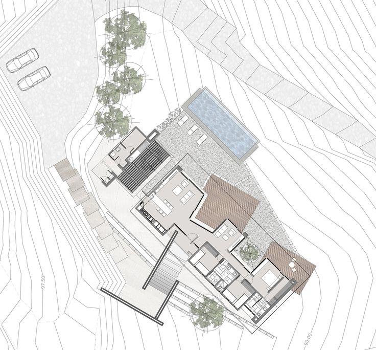 Les 101 meilleures images à propos de casas mia sur Pinterest - Creer Un Plan De Maison