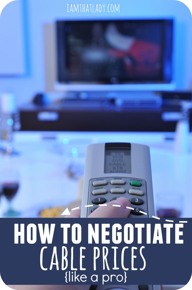 Are you wondering how to negotiate cable prices? Here is how you can do it like a pro every time!