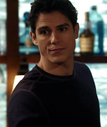 The Vampire Diaries | Sean Faris as Ben McKittrick {Season 1}