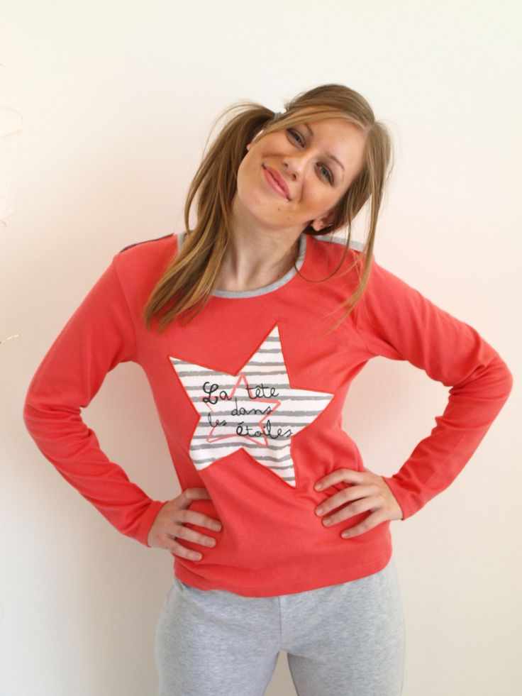 Shine bright like a star  http://lutecia.gr/Sleepwear?product_id=500