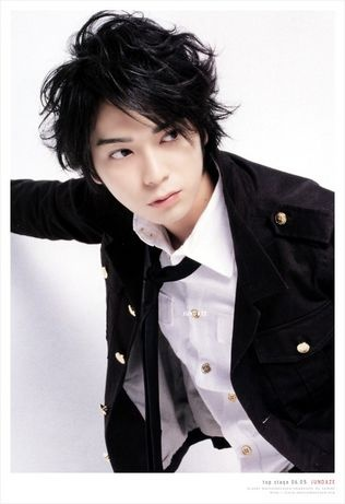 Matsumoto Jun of Arashi and one of my favorite shows of all time, Hana Yori Dango