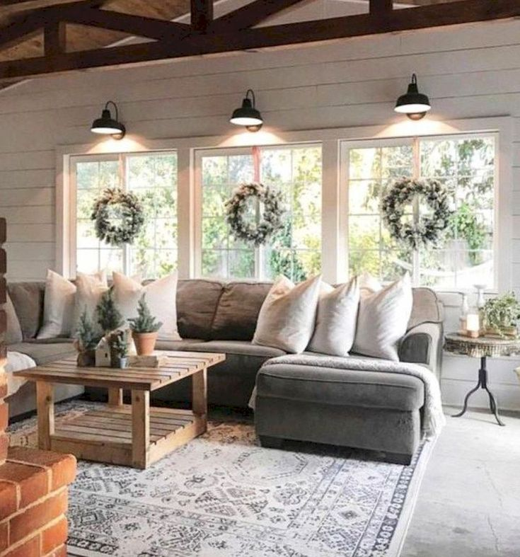 Cool 75 Best Farmhouse Living Room Makeover Decor Ideas https://roomodeling.com/75-best-farmhouse-living-room-makeover-decor-ideas