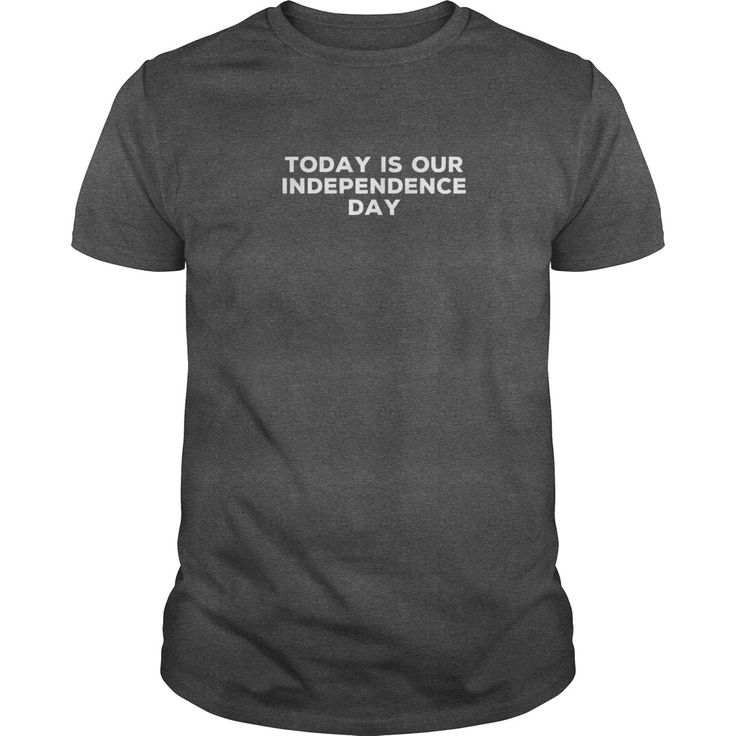 Today Is Our Independence Day President Trump T-Shirt  #4thofjuly #tshirt  #4thOfJuly #USA #july4th #shirt