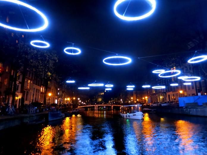 Amsterdam Light Festival (November, 27 to January, 17) It's the perfect time to discover one of the most charming cities in Europe. For over 50 nights, the streets of Amsterdam are decorated with thousands of lights in its buildings, squares, trees and monuments. But light is not the only highlight. The festival also features events like the Heineken Night Concert or the Christmas Canal Parade.