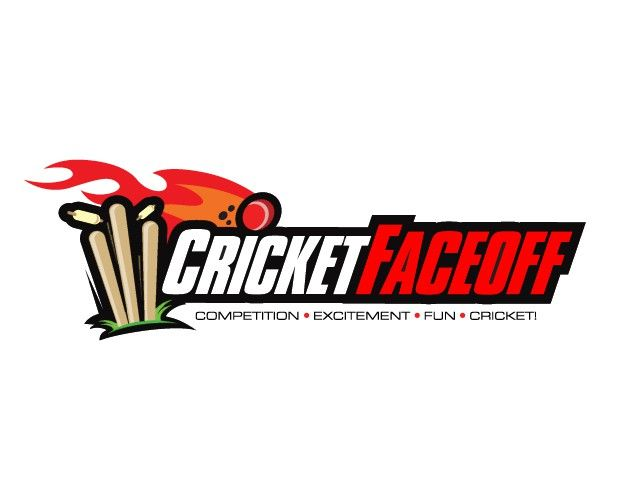Fantasy Cricket Website Logo - Fun and Sporty by Mind•of•Mine