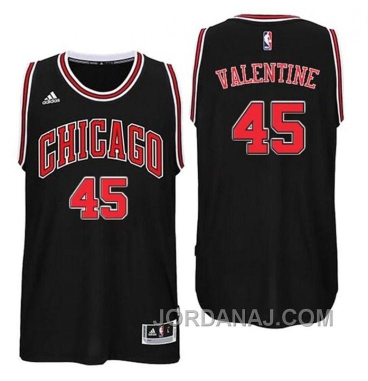 http://www.jordanaj.com/denzel-valentine-chicago-bulls-45-2016-nba-draft-alternate-black-jersey.html DENZEL VALENTINE CHICAGO BULLS #45 2016 NBA DRAFT ALTERNATE BLACK JERSEY Only $89.00 , Free Shipping!
