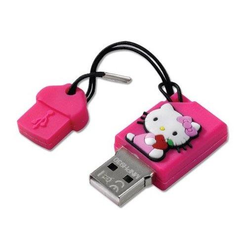 want one ;): Combinations Locks, Kitty Things, De Hello, Kitty Usb, Kitty Heavens, Products, Hello Kitty