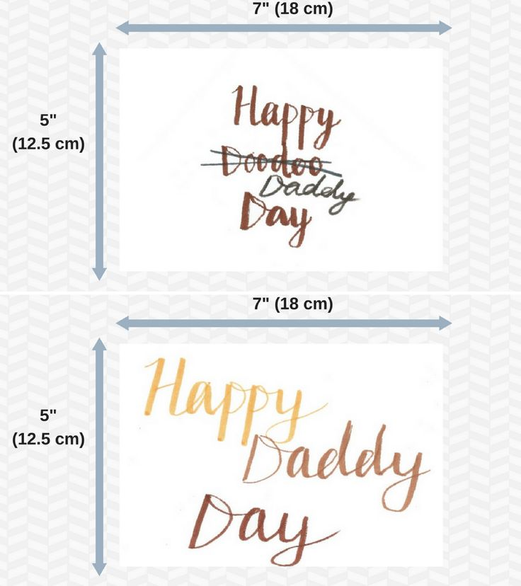 Fathers Day Cards - Funny - Cheap - Set of 6 - Digital - Printable - A5 - Customisable - Modern minimalism