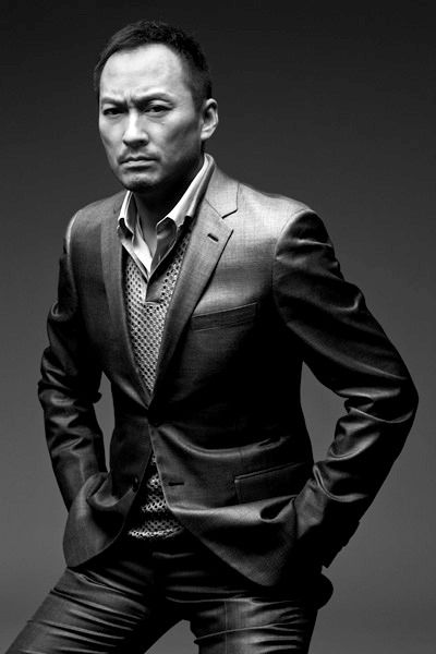 Ken Watanabe ~ I don't usually go nuts over celebs or looks but what the hell, this man is gorgeous.