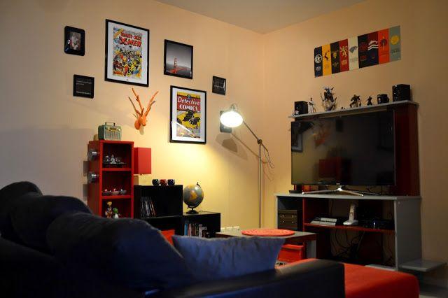 Mon sweet home vintage n' geek
