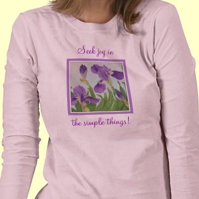 Seek Joy in the Simple Things