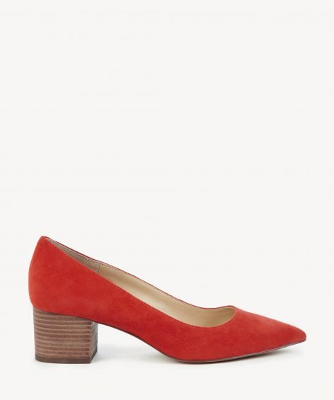 4545442ce4b1 Sole Society Andorra Block Heel Pump