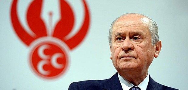 Bahçeli: AK Parti'nin gönderdiği iç tüzük çalışmasını değerlendiriyoruz