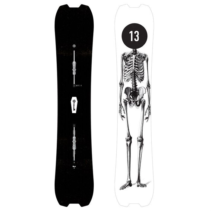 Burton - Skeleton Key Twin Snowboard 2018