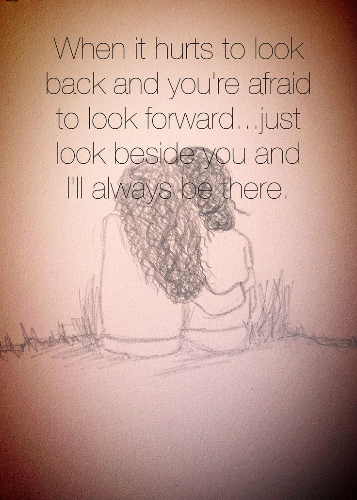I'll always be here for you