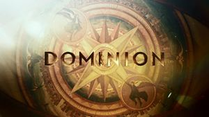 Dominion is a SyFy channel series set twenty-five years after the film Legion (with some tweaking), on an Earth where humanity has been reduced to a few walled city-states after God disappeared and the angels, blaming humans, launched a genocidal …