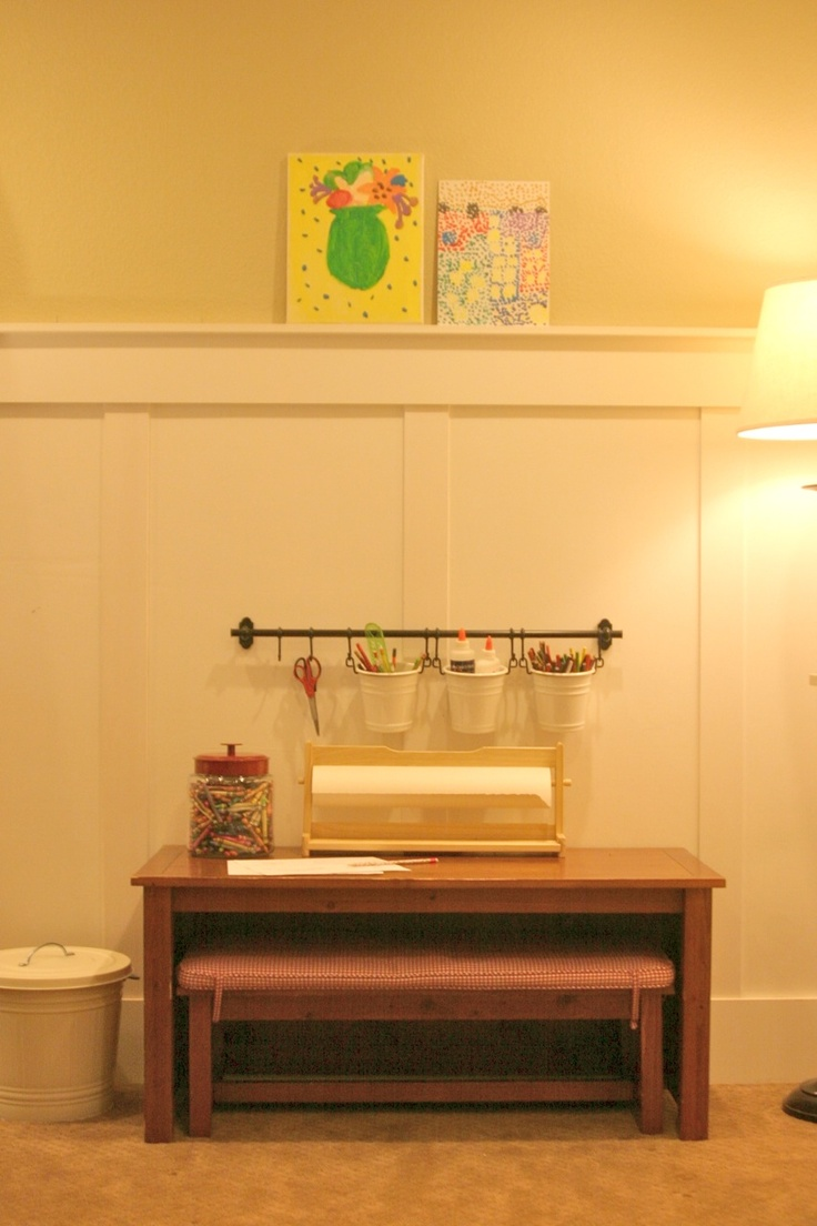 108 best Playroom images on Pinterest | Office playroom, Home office ...