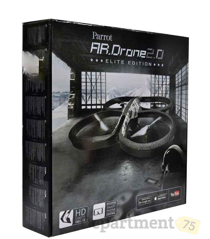 Parrot AR. DRONE 2.0 Elite Edition ( New Other )