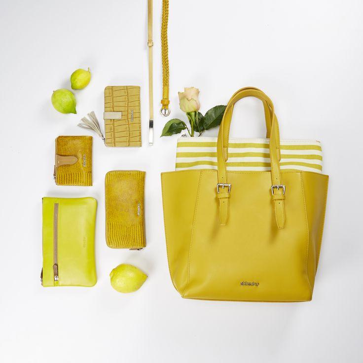 #Summerinthecity #SS15 #Abbacino #Yellow