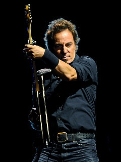 I mark each Springsteen concert I've attended as among some of the very best moments of my life's adventure.