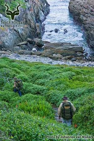 Tsitskikamma Otter Trail, Garden Route National Park, South Africa - awesome…