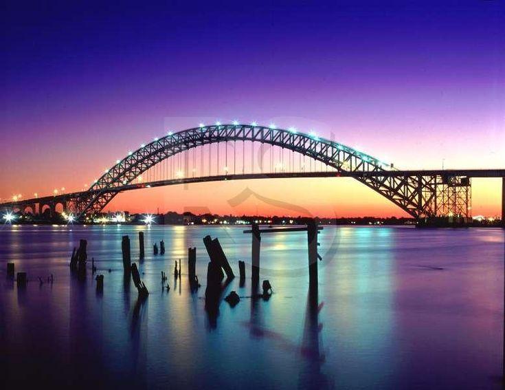 Bayonne Bridge - Staten Island, NYC to New Jersey