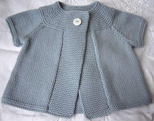 I love gray for babies.  See what I mean?