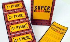 DIY: Jogo Super Namorado