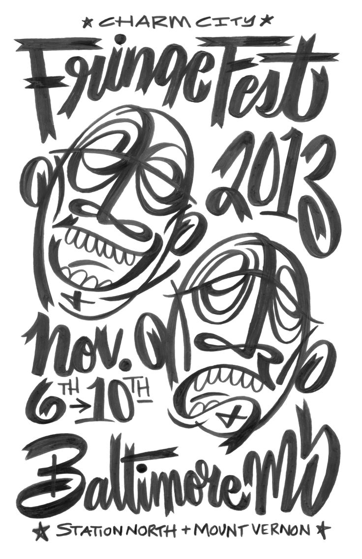 2013 Festival Art and Artist Announcements!