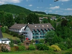 Hesborn, Sauerland, Germany