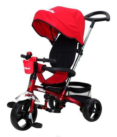 Navigator Трехколесный велосипед Lexus цвет черный красный  — 8400р.  Популярная модель детского трехколесного велосипеда с ярким дизайном. Велосипед снабжен ручкой управления для родителей.
