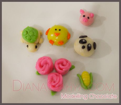 MOCO (Modelling Chocolate)
