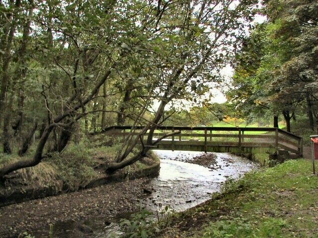 Chadderton Fold by the River Irk.