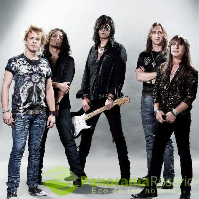Está muy grave uno de los integrantes de la banda de rock Rata Blanca