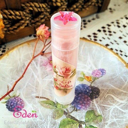 Cherry lip balm - Ricette cosmetici fai da te - Spignatto - DIY Cosmetics