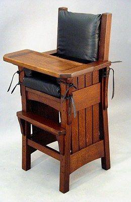 Arts & Crafts Furniture / Mission Furniture 1985-2007