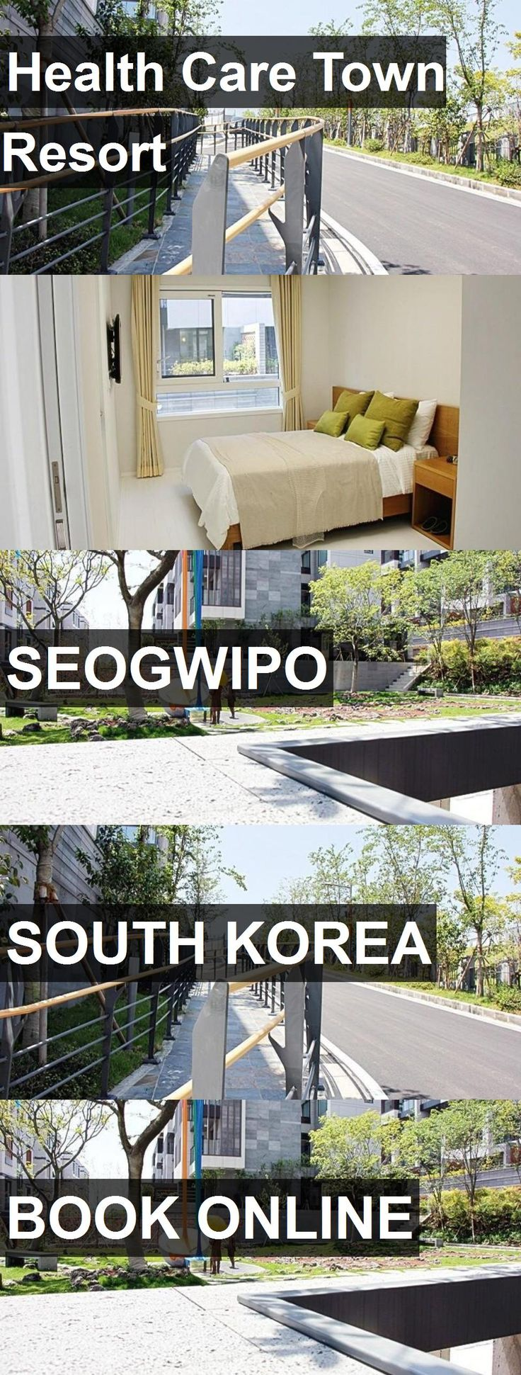 Hotel Health Care Town Resort in Seogwipo, South Korea. For more information, photos, reviews and best prices please follow the link. #SouthKorea #Seogwipo #travel #vacation #hotel