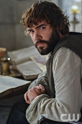 "Reign -- ""Fated"" -- Image Number: RE108b_0125.jpg -- Pictured: Rossif Sutherland as Nostradamus -- Photo: Sven Frenzel/The CW -- © 2013 The CW Network, LLC. All rights reserved."
