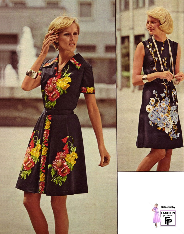 1970 style dresses for sale